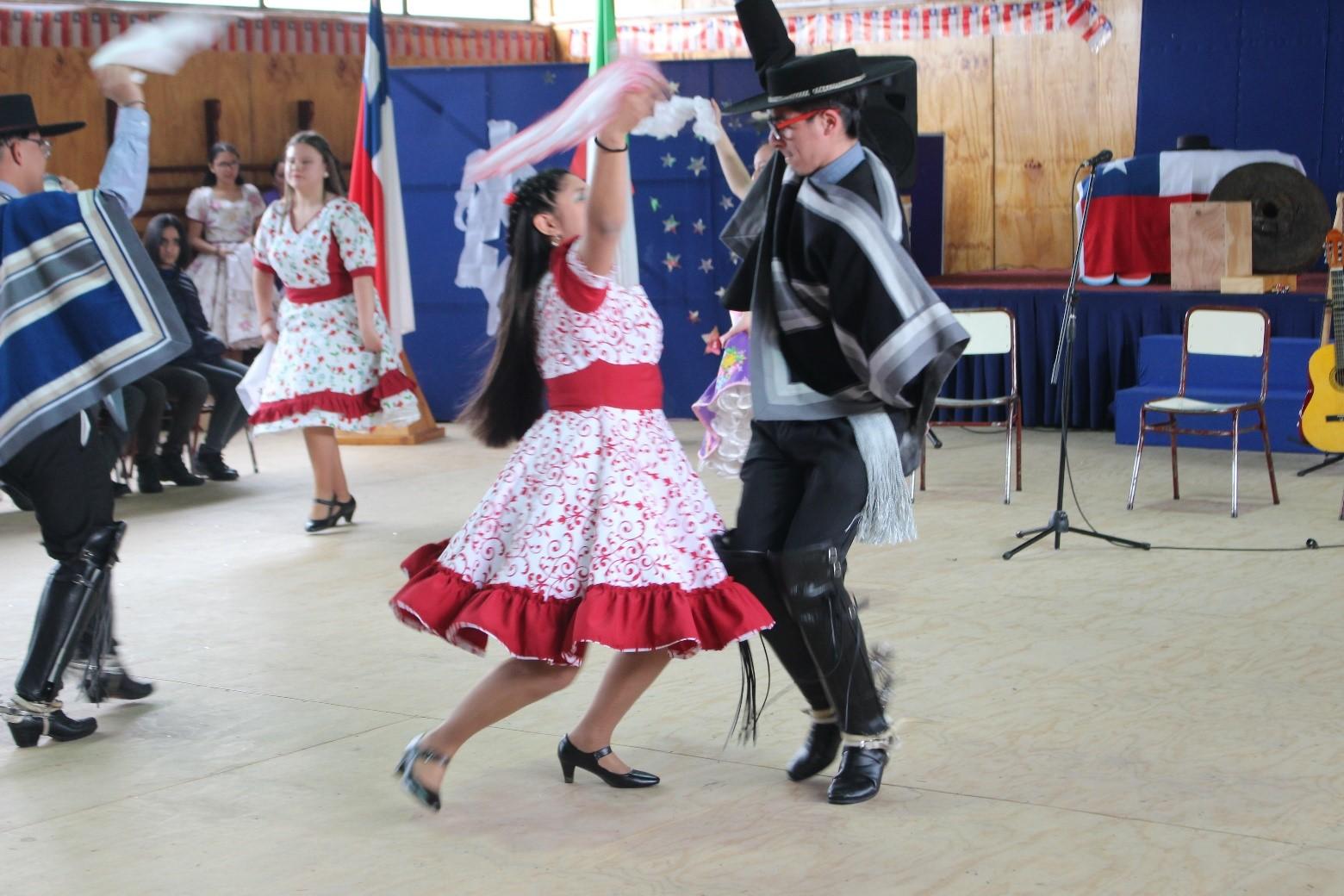 Conmemoración Fiestas Patrias – 2020